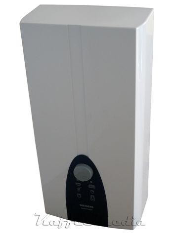 siemens durchlauferhitzer hydraulisch dh 18400 dh18400. Black Bedroom Furniture Sets. Home Design Ideas
